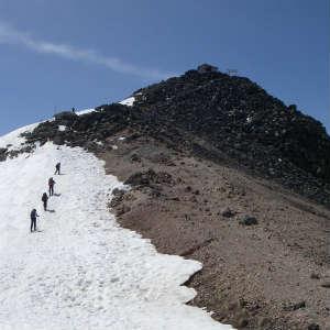 今日は休養日として乗鞍岳登山!