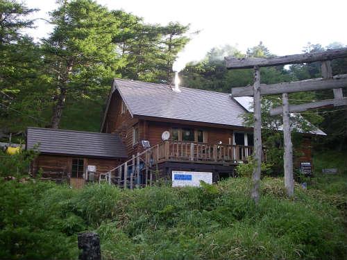 浅間火山館