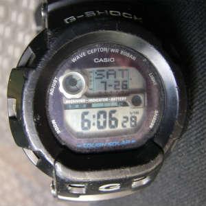 腕時計という名の手錠