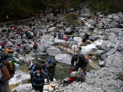 本谷橋(復路)