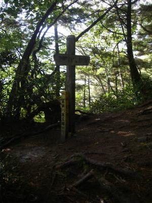 高瀬川第5線No22の標識