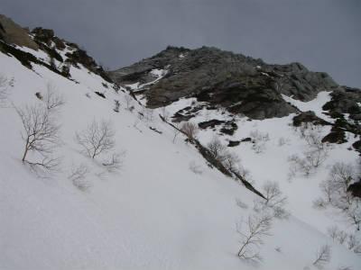 再び甲斐駒ケ岳にアタックする。