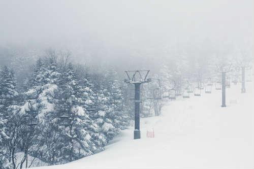 スキー場バイトのゆくえ