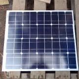 ソーラーシステム概要とバッテリー使用可能時間など