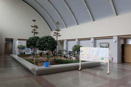 稚内ポートサービスセンター館内
