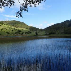 北海道三大秘湖の東雲湖へ