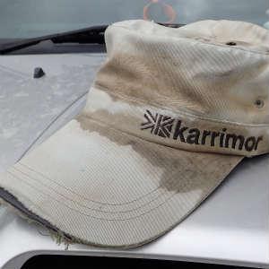帽子との別れ