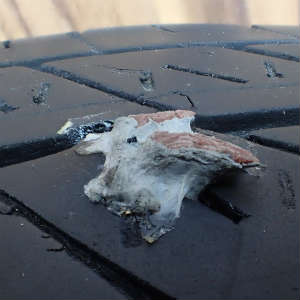 意外と簡単!! ジムニーのタイヤのパンク修理を自分でする