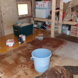 床下収納の製作その3