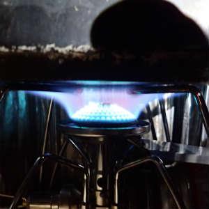 レギュレーターストーブ ST-310 耐寒性能テスト その2
