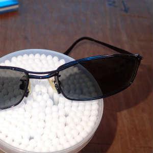 眼鏡とサングラス