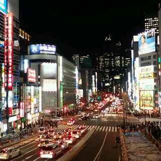 おっさん東京に立つ!!