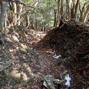 廃村茨川を訪ねて~青川峡から治田峠を越える