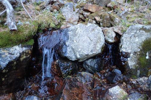 富士川水源