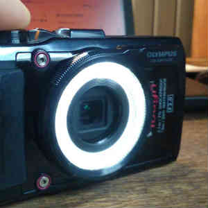 LEDライトガイド LG-1でOLYMPUSデジカメTG-3のポテンシャルを引き出せ!