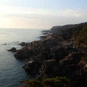 みちのく潮風トレイル スルーハイク6日目~これがリアス式海岸だ!