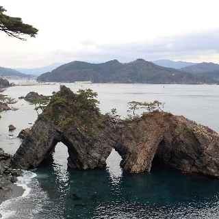 みちのく潮風トレイル スルーハイク25日目~大船渡から碁石海岸